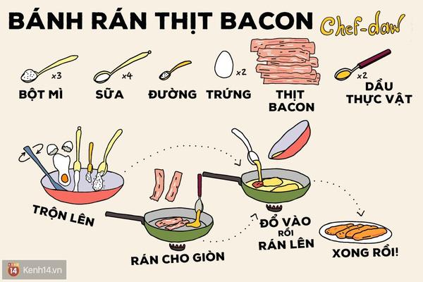 5 công thức đồ ăn vặt vừa dễ vừa ngon cần phải thử - Ảnh 3.