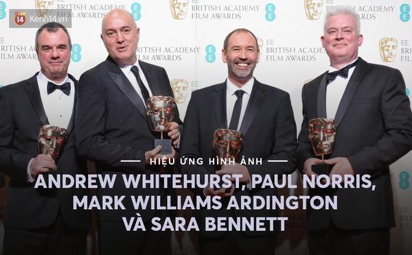 Oscar 88: Danh sách những người chiến thắng - Ảnh 18.