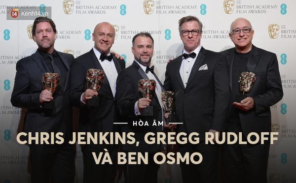 Oscar 88: Danh sách những người chiến thắng - Ảnh 24.
