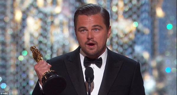 Leonardo DiCaprio cuối cùng đã thắng giải Oscar sau 2 thập kỉ - Ảnh 1.