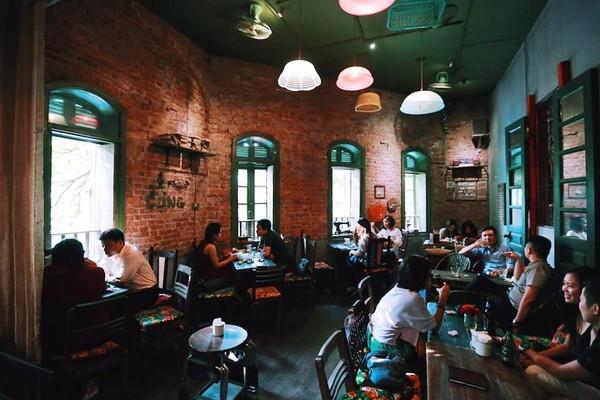 9 quán cà phê mở bán từ mùng 1 Tết ở Hà Nội 8