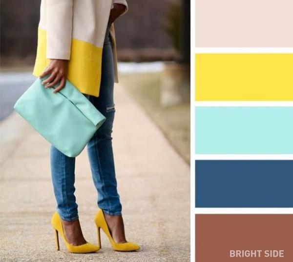 20 bảng màu giúp bạn phối đồ vô tư không cần suy nghĩ