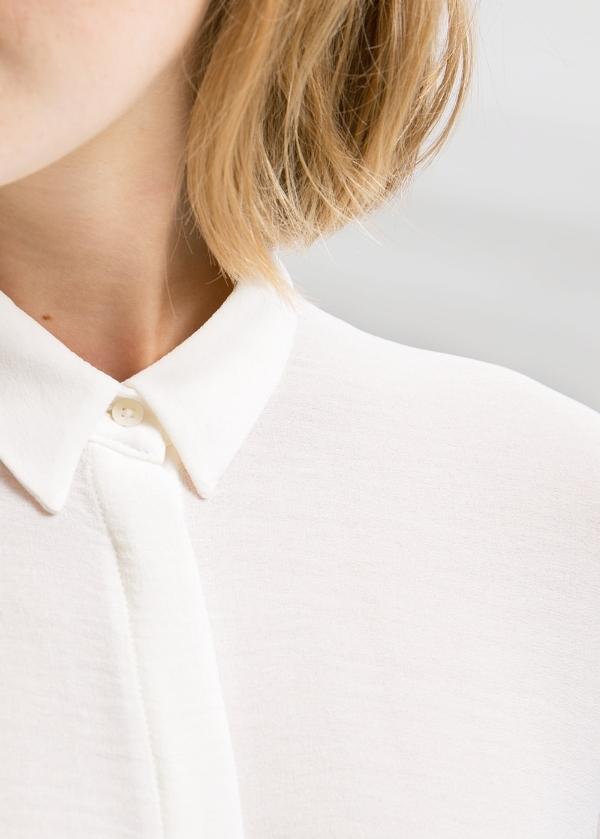 Essential chiffon shirt