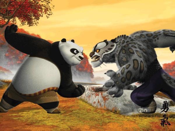 5 chân lý đậm chất võ hiệp được truyền tải qua series Kung Fu Panda - Ảnh 2.
