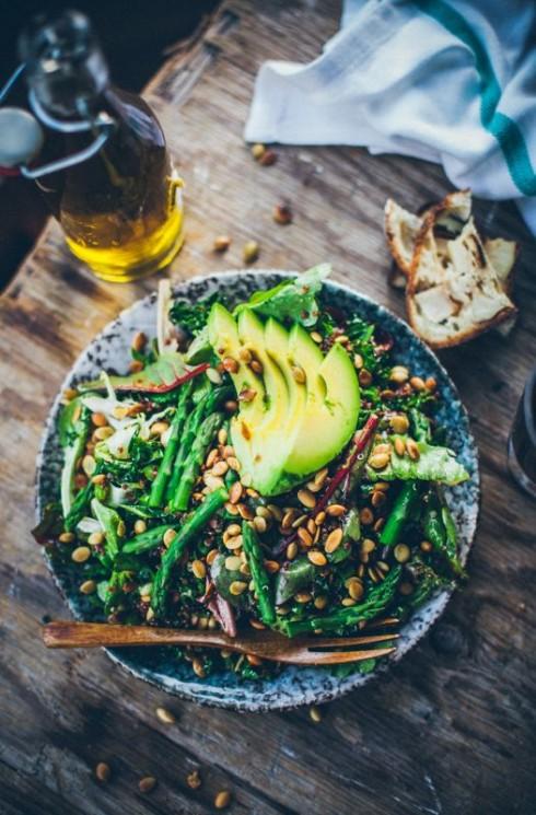 chế độ ăn uống lành mạnh.