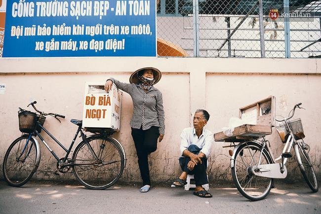 Ông già kẹo chỉ và dư vị của món ăn tuổi thơ ngỡ đã biến mất ở Sài Gòn - Ảnh 11.
