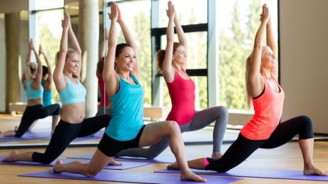 Tham tap yoga: Chon sao cho dung? - Anh 1