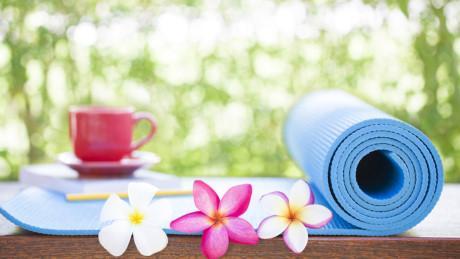 Tham tap yoga: Chon sao cho dung? - Anh 2