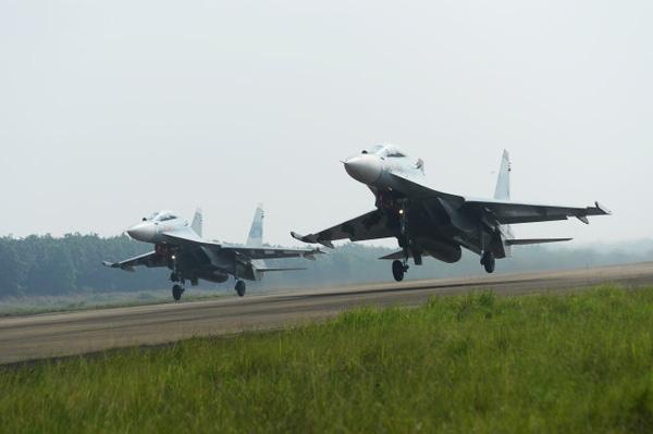 """""""Tôi là phi công chiến đấu cơ Su-30 MK2"""" - Ảnh 3."""