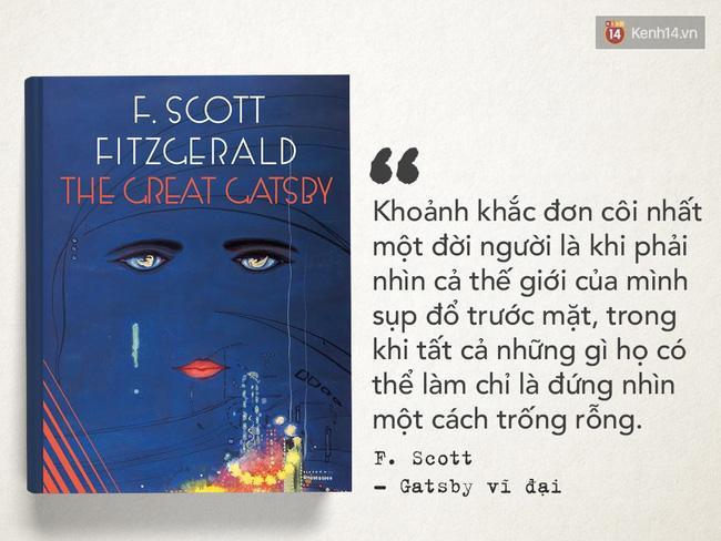 Nhân ngày đọc sách, hãy đọc trích dẫn từ 16 tựa truyện hay ho nhất làng văn học thế giới này - Ảnh 13.