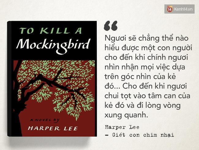 Nhân ngày đọc sách, hãy đọc trích dẫn từ 16 tựa truyện hay ho nhất làng văn học thế giới này - Ảnh 5.