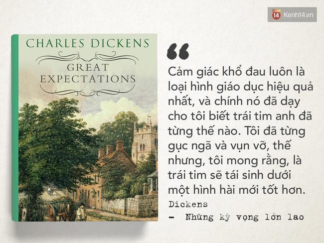Nhân ngày đọc sách, hãy đọc trích dẫn từ 16 tựa truyện hay ho nhất làng văn học thế giới này - Ảnh 17.