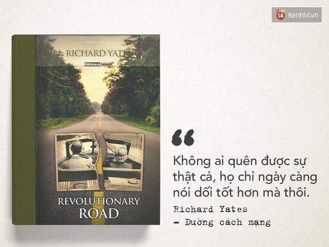 Nhân ngày đọc sách, hãy đọc trích dẫn từ 16 tựa truyện hay ho nhất làng văn học thế giới này - Ảnh 11.