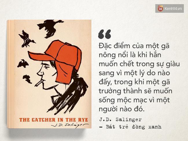 Nhân ngày đọc sách, hãy đọc trích dẫn từ 16 tựa truyện hay ho nhất làng văn học thế giới này - Ảnh 6.