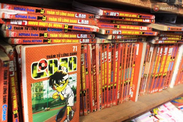 Con phố của những quyển truyện tranh gây thương nhớ cho 8X, 9X đời đầu đây rồi! - Ảnh 3.