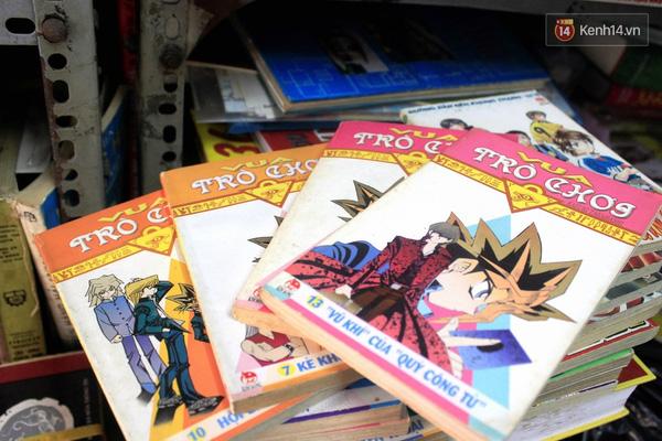 Con phố của những quyển truyện tranh gây thương nhớ cho 8X, 9X đời đầu đây rồi! - Ảnh 8.