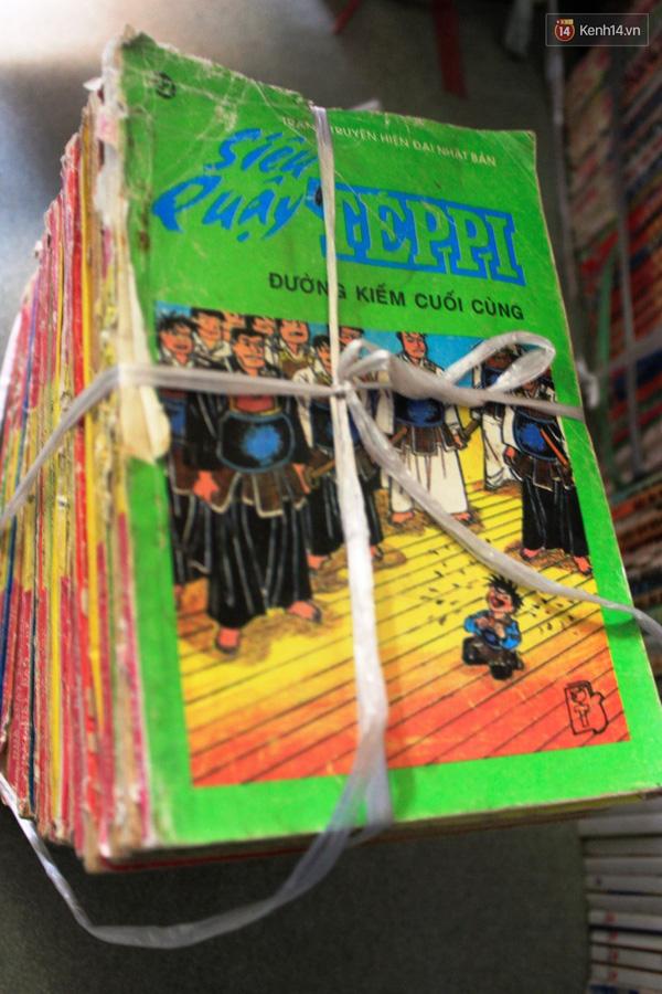 Con phố của những quyển truyện tranh gây thương nhớ cho 8X, 9X đời đầu đây rồi! - Ảnh 6.