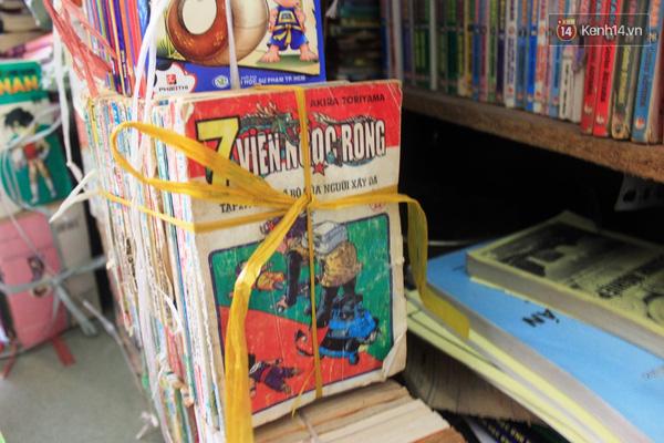 Con phố của những quyển truyện tranh gây thương nhớ cho 8X, 9X đời đầu đây rồi! - Ảnh 7.