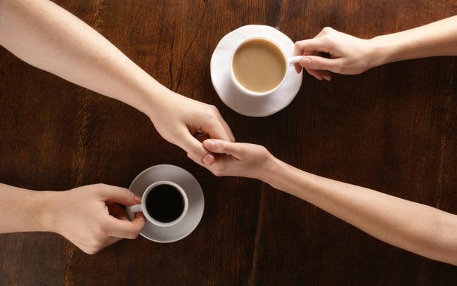 Ly cà phê muối có hương vị ngọt ngào - Ảnh 5.