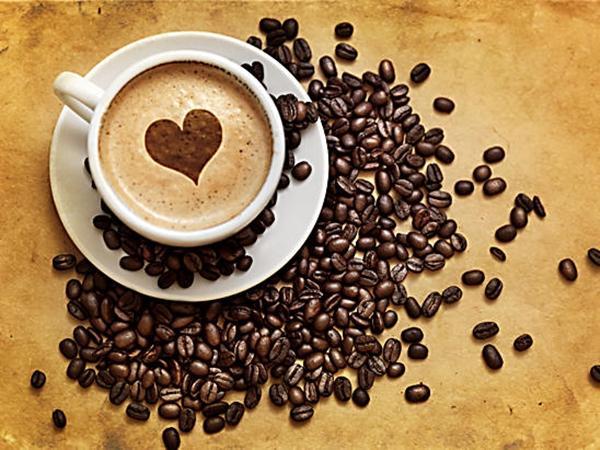 Ly cà phê muối có hương vị ngọt ngào - Ảnh 6.