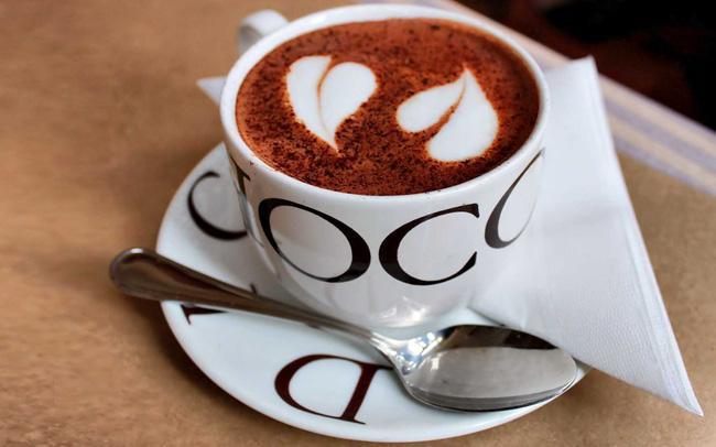Ly cà phê muối có hương vị ngọt ngào - Ảnh 4.