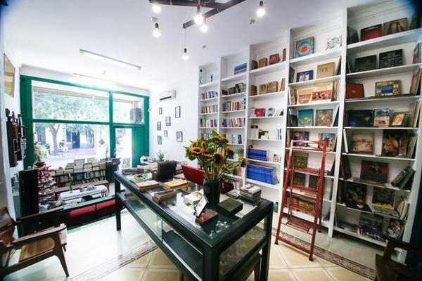 10 quán cà phê cho người mê sách ở TP Hồ Chí Minh