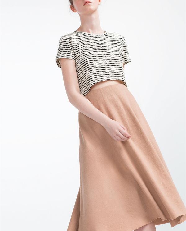 Chọn váy hợp dáng người