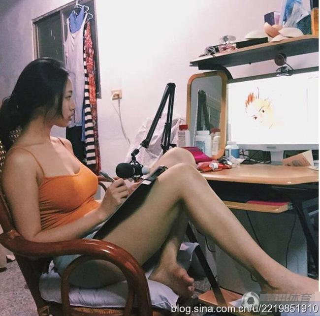 Cư dân mạng Đài Loan xuýt xoa trước cô nàng Jessica siêu vòng 3 - Ảnh 13.