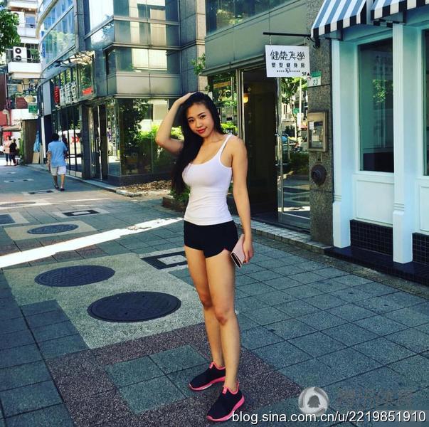 Cư dân mạng Đài Loan xuýt xoa trước cô nàng Jessica siêu vòng 3 - Ảnh 14.