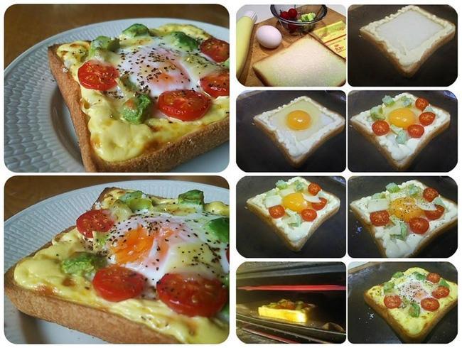 Gợi ý 3 kiểu bánh mì ngon hết chỗ chê cho bữa sáng - Ảnh 2.