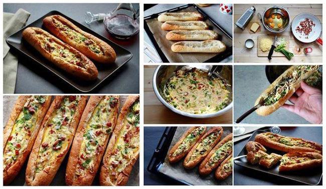 Gợi ý 3 kiểu bánh mì ngon hết chỗ chê cho bữa sáng - Ảnh 3.