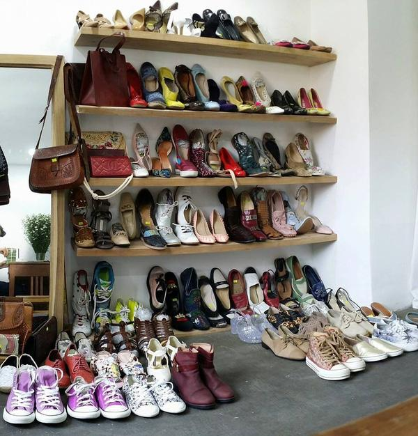 giày second hand xóm