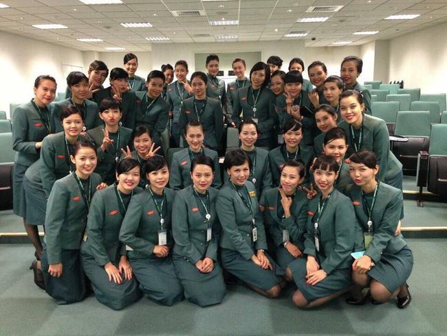 Cô gái người Việt xinh đẹp kể chuyện làm thế nào trở thành tiếp viên hàng không tại Đài Loan - Ảnh 1.