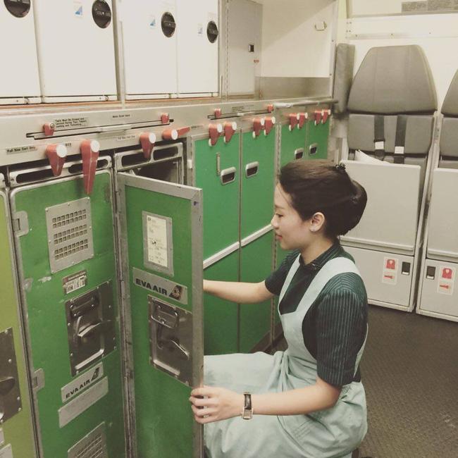 Cô gái người Việt xinh đẹp kể chuyện làm thế nào trở thành tiếp viên hàng không tại Đài Loan - Ảnh 7.