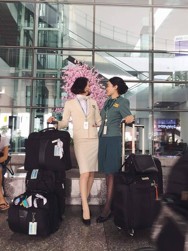 Cô gái người Việt xinh đẹp kể chuyện làm thế nào trở thành tiếp viên hàng không tại Đài Loan - Ảnh 2.