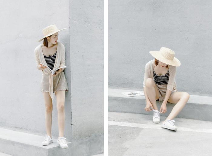 Muốn diện đồ vừa mát vừa đẹp? Bạn nhất định nên xem street style thế giới tuần này - Ảnh 5.