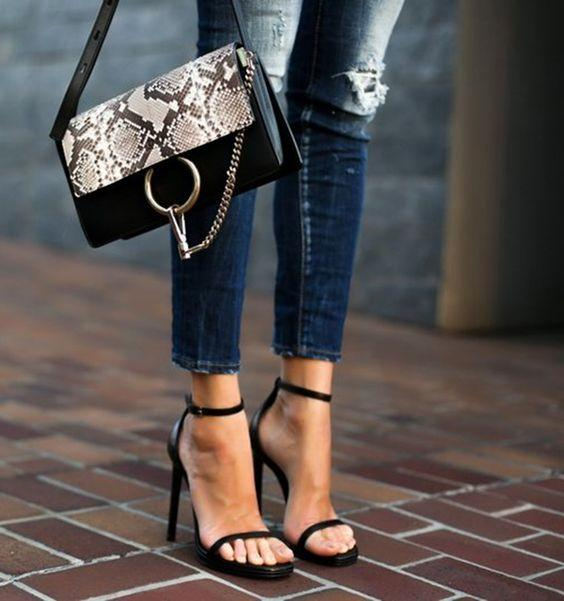 Ankle strap heelsAnkle strap heels
