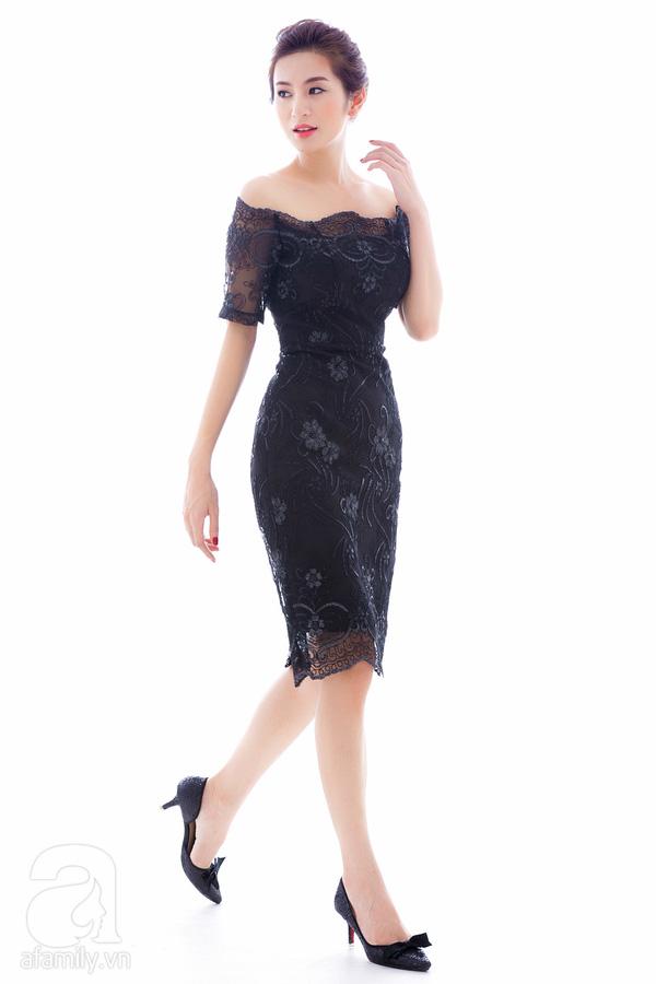 4 mẫu váy liền say lòng người ngắm giúp nàng tỏa sáng tại những buổi tiệc đầu năm mới - Ảnh 9.