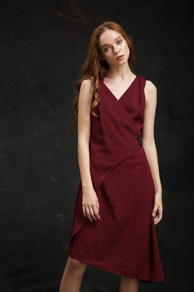 4 mẫu váy liền say lòng người ngắm giúp nàng tỏa sáng tại những buổi tiệc đầu năm mới - Ảnh 19.