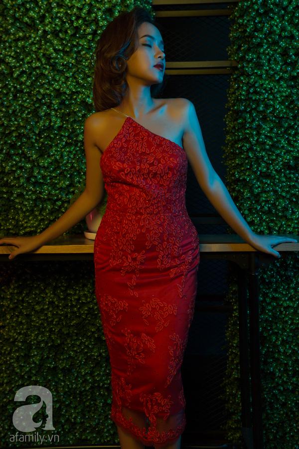 4 mẫu váy liền say lòng người ngắm giúp nàng tỏa sáng tại những buổi tiệc đầu năm mới - Ảnh 21.