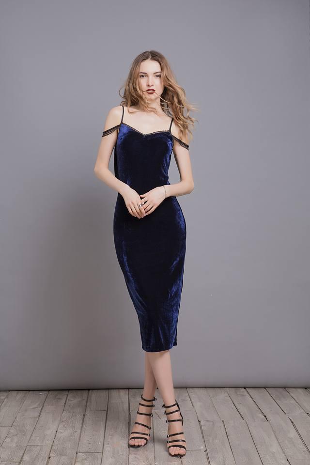 4 mẫu váy liền say lòng người ngắm giúp nàng tỏa sáng tại những buổi tiệc đầu năm mới - Ảnh 5.
