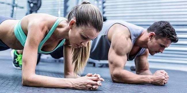 4 phút tập Tabata dưới đây giúp bạn giảm mỡ nhiều hơn bất kì động tác cardio nào