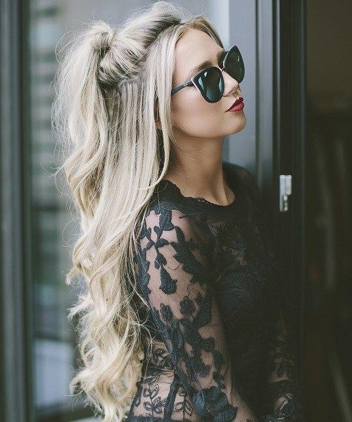 Những kiểu tóc duyên dáng xinh như công chúa con gái nên thử