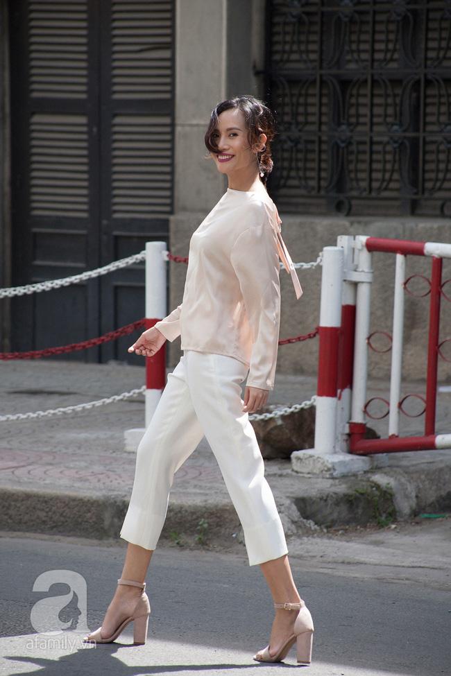 Gợi ý cả tuần mặc đẹp cho nàng công sở những ngày đầu năm nắng gió nhẹ nhàng - Ảnh 4.