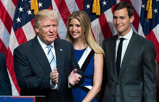 Chân dung chàng rể triệu phú vừa điển trai lại còn tài giỏi của tân Tổng thống Mỹ Donald Trump - Ảnh 13.
