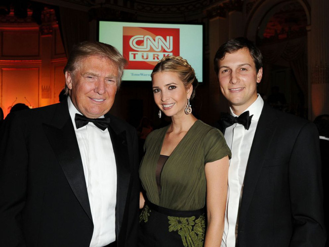 Chân dung chàng rể triệu phú vừa điển trai lại còn tài giỏi của tân Tổng thống Mỹ Donald Trump - Ảnh 8.