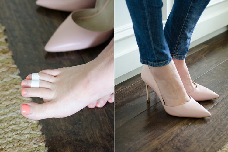 """Bộ """"bí kíp"""" để đi mọi loại giày mà chẳng lo đau chân"""