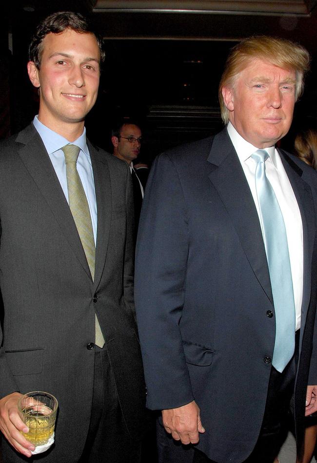 Chân dung chàng rể triệu phú vừa điển trai lại còn tài giỏi của tân Tổng thống Mỹ Donald Trump - Ảnh 4.