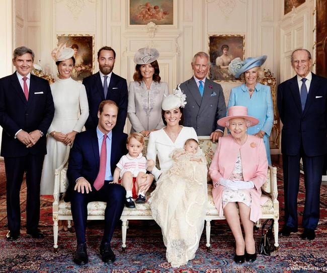 Tên họ các thành viên Hoàng gia Anh là gì - câu hỏi khó nhằn thách bạn trả lời được - Ảnh 2.