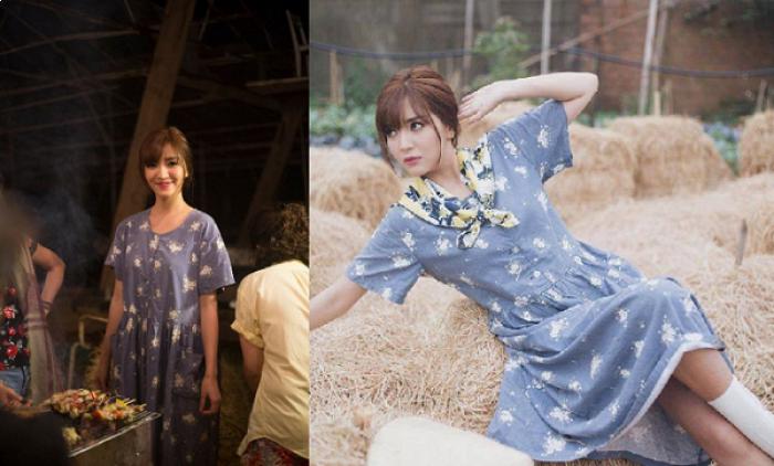 Mặc đồ retro như Min và Bích Phương có khó gì !